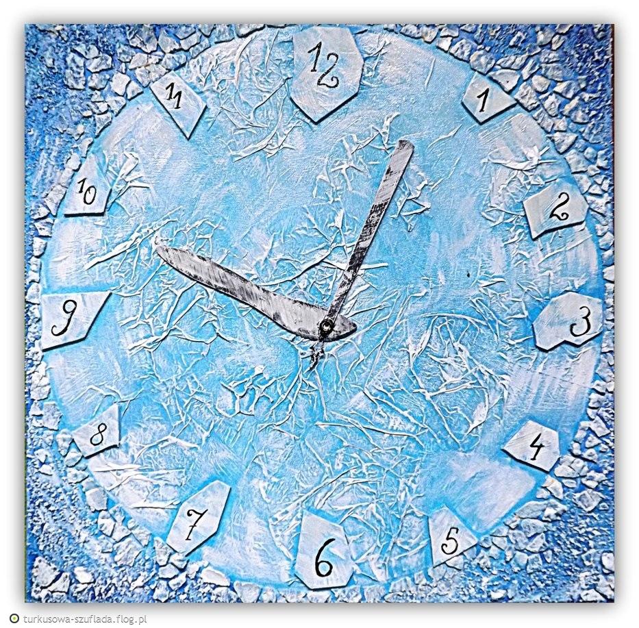 Czas Na Błękitno - Obraz