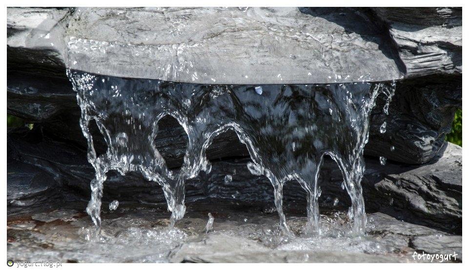 Ogrodowa fontanika