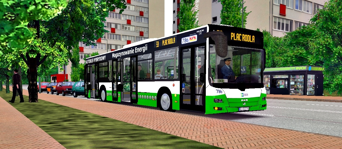 man lions city hybrid 786 bkm   fotoblog omsi flog pl