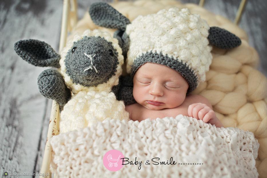 Liliana 13 dni - sesja noworodkowa