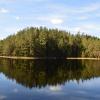 Jezioro :: Fragment Jeziora Krzywe O<br />kolice Suwałk