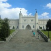 Lubelski Zamek w wiosenne<br />j krasie-19 maja 2015 r